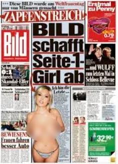 Blog in German.